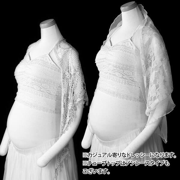 白系の衣装…シンプル or カジュアルドレッシー⑤
