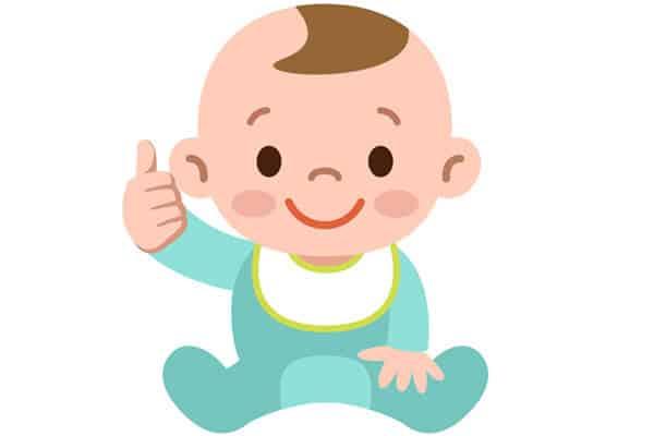 抱っこ紐 イメージ赤ちゃん
