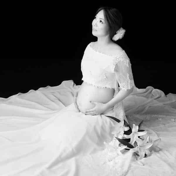 マタニティフォト・February_Lily・1